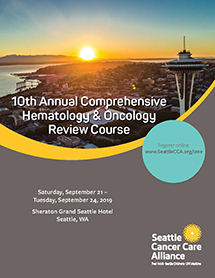 MJ2006 - MJ2006: 10th Annual Comprehensive Hematology and Oncology Review Course Banner