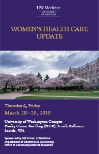 MJ1908 - MJ1908: Women's Health Care Update Banner
