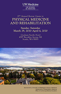 MJ2012 - MJ2012 Physical Medicine and Rehabilitation Review Course Banner
