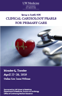 MJ2013 - MJ2013 Spring in Seattle XIX: Clinical Cardiology Pearls for Primary Care Banner