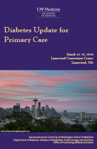 MJ2014 - MJ2014 Diabetes Update for Primary Care Banner