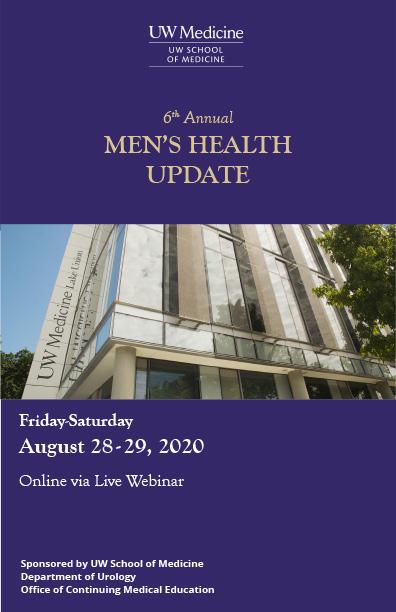 MJ2103 6th Annual Men's Health Update Banner