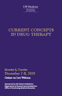 MJ2107 Current Concepts in Drug Therapy Banner