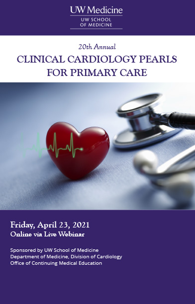 MJ2113 20th Annual Clinical Cardiology Pearls for Primary Care Banner