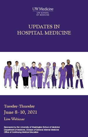 MJ2115 Updates in Hospital Medicine Banner