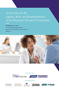 MJ2004 - MJ2004 At the End of Life: Agency, Role and Responsibilities of the Physician/Advanced Practitioner Banner
